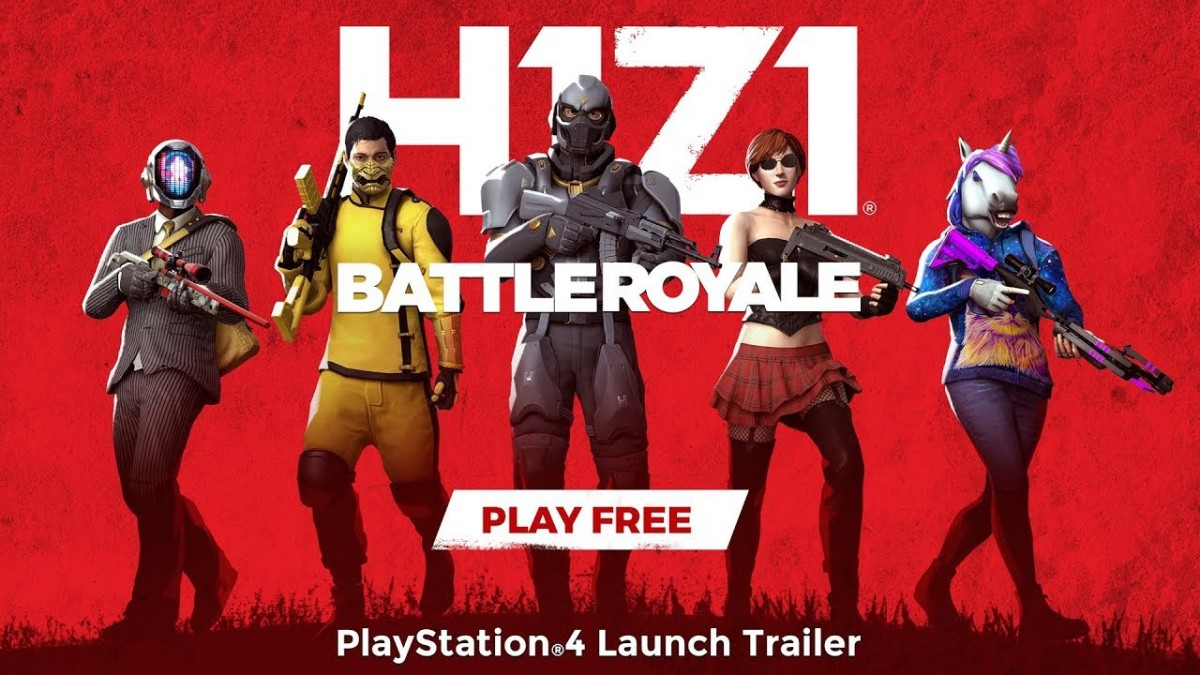 H1Z1 – eSports News & Gaming Events