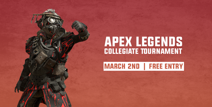 Collegiate Apex Tournament Gamegnomecom Fantasy Sports