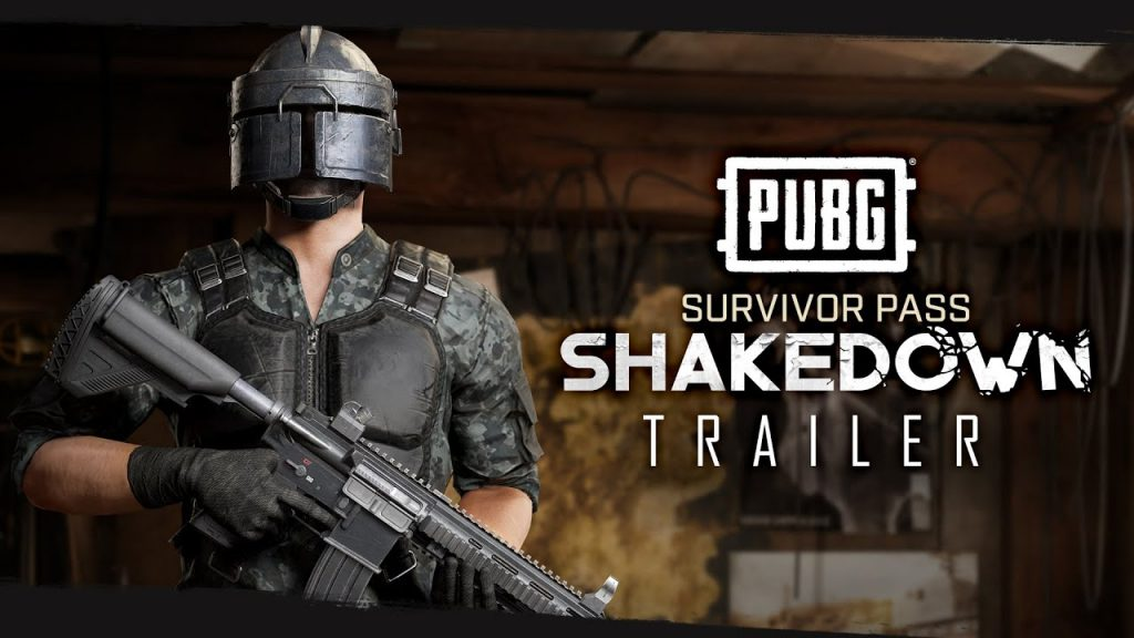 Pubg Season 6 And Survivor Pass Shakedown Available On Console